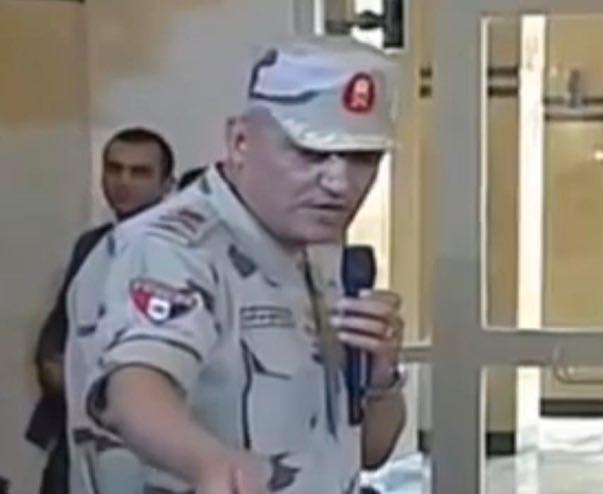 Major General Shafie Abdel Halim Dawoud